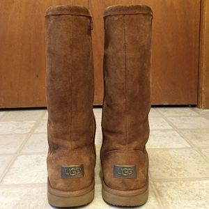 be90eec5e46 ⚡️Ugg Australia Kenly S N 1890 Tall Chestnut Boots