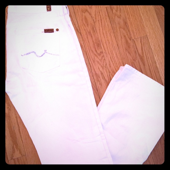 White Seven Jeans Billie Jean