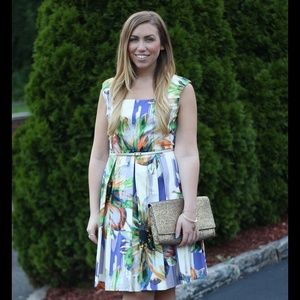 London Times Dresses & Skirts - Watercolor floral dress