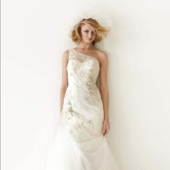 Melissa Sweet Fit N Flare Wedding Gown Nwt