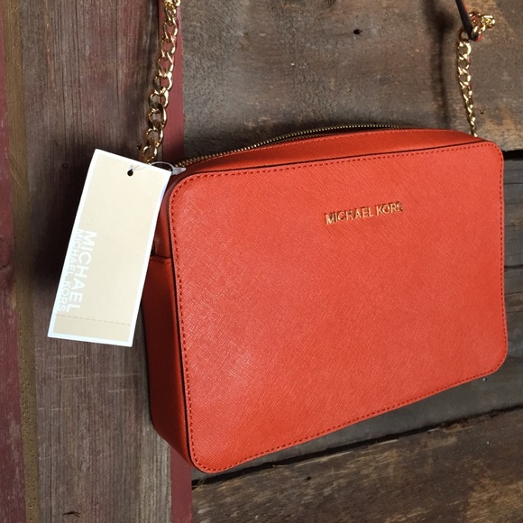 53bdc57a6123d Buy michael kors orange crossbody   OFF58% Discounted