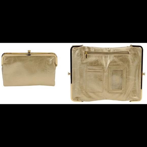 hobo original lauren double frame clutch wallet - Double Frame Clutch Wallet