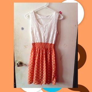 Lace dress size s/m