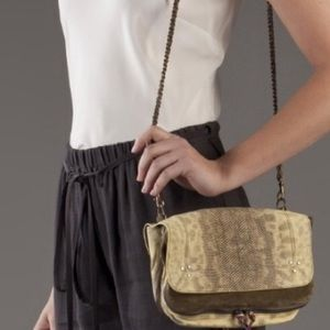 Jerome Dreyfuss Handbags - Jerome Dreyfuss Snakeskin Bag