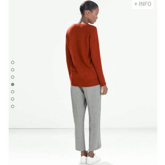 Zara Cashmere Sweater 89