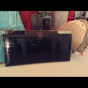 NWOT Cute Wallet/Clutch