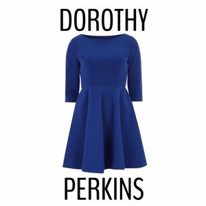 *BRAND NEW* Blue Dorothy Perkins Dress