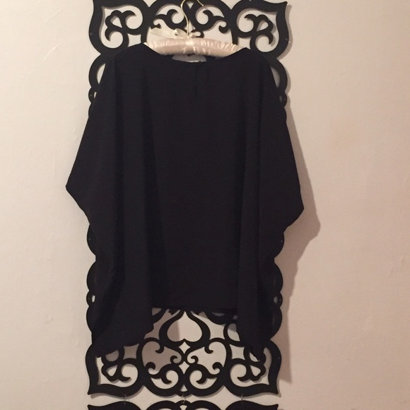 H&M Tops - Studded Batwing Blouse