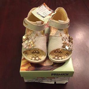 Primigi Shoes - Girls Velcro Sandal