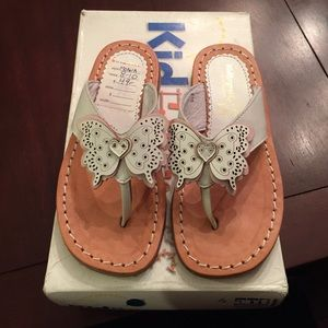 Kid Express Shoes - Beautiful Girls Sandal