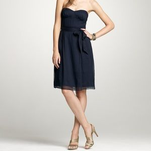 J. Crew Dresses & Skirts - J. Crew Cyndee Dress in Silk Chiffon