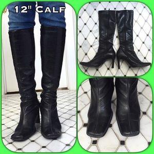 factory price vast selection good Custom Shoes | Narrow Calf Knee High Boots Black 85 Or 9 | Poshmark