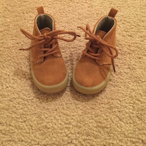 GAP Shoes | Gap Baby Boy Suede Moccasin