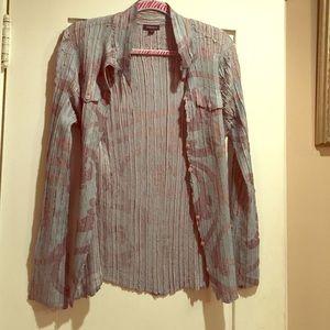 Komarov Tops - Beautiful komarov button down shirt
