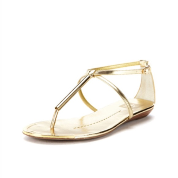29a03ea4cddc DV by Dolce Vita Shoes - DV by Dolce Vita Archer thong sandal gold
