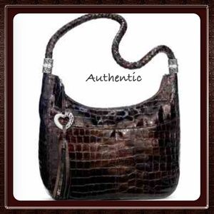 Brighton - Snakeskin BNWOT handbag🆕Price🆕 from Jmarie's ...