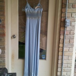 Cache Dresses - FLASH SALE! Like New Gorgeous Baby Blue Gown