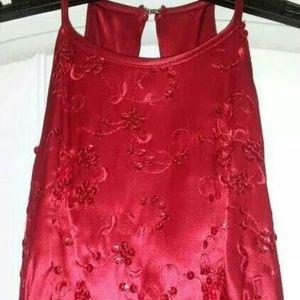 Zum Zum Dresses - FLASH SALE! Like New Gorgeous Gown w/ Beading
