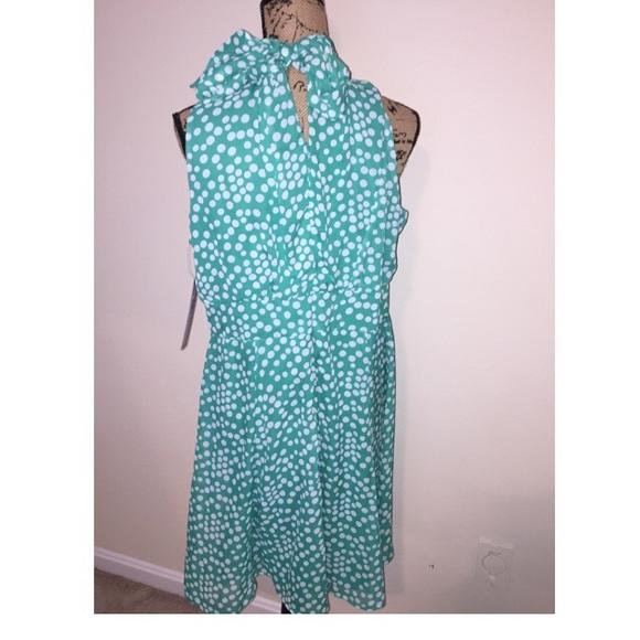 Dresses - Polka dot dress size 14