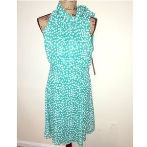 Dresses & Skirts - Polka dot dress size 14