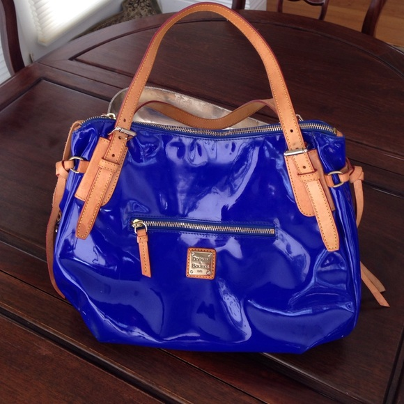 75% off Dooney & Bourke Handbags - Dooney & Bourke royal blue ...