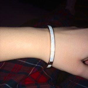 Henri Bendel crystal bracelet