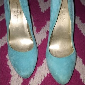 Jessica Simpson Shoes - Jessica Simpson platforms size 10