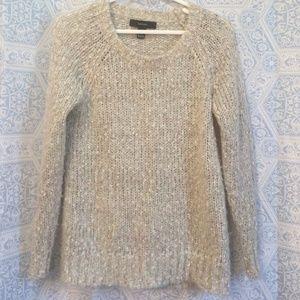 Super fuzzy warm sweater! Cozy up