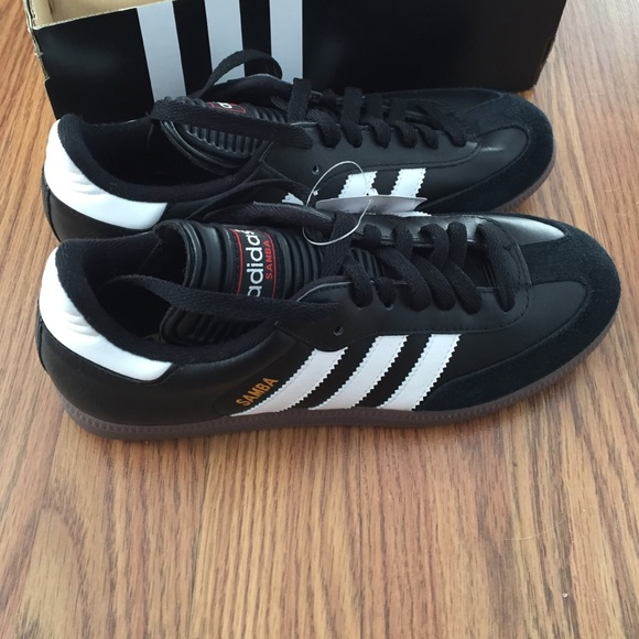 official photos cheap for discount look for NEVER WORN Adidas Samba Indoor Soccer Shoes! NWT