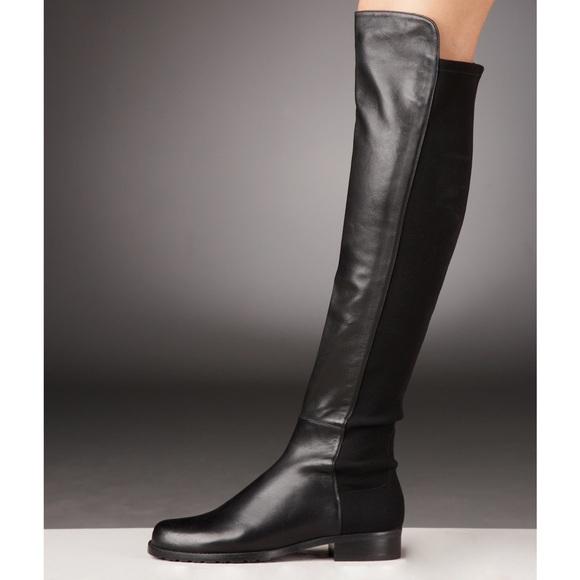 cb540f69ed0 Stuart Weitzman 5050 boots 8.5 new!! M 54fdf33c2de51232e400df37