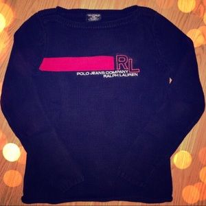 Polo Jeans Co. RL Sweater!