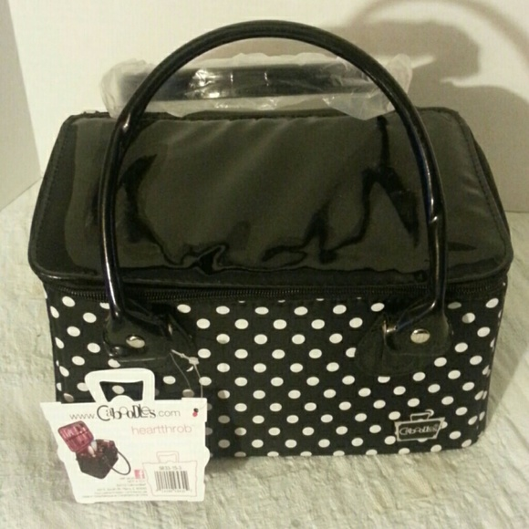 Caboodles Accessories Heartthrob Makeup Tote Poshmark