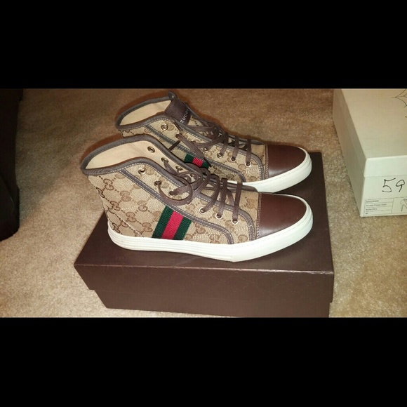 40% off Gucci Shoes - Authentic Gucci Sneakers from Amanda