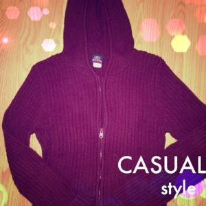 Hooded Sweater!