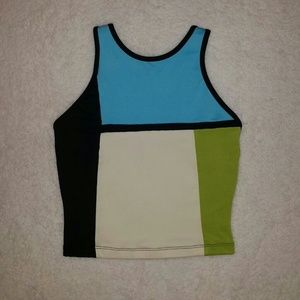 Pezzi Tops - 5 for $30 Bag/Pezzi Collection Workout Cropped Top