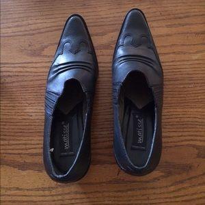 Matisse Short Western Boots