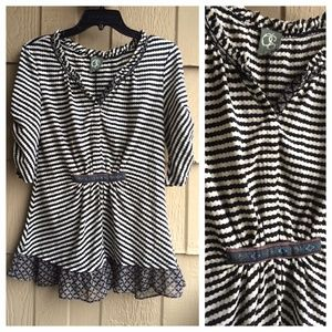 Tops - Anthropologie Striped Top