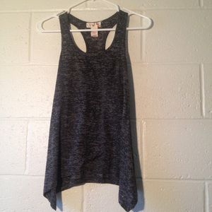 Op: Dark Grey Tank Top