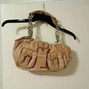 84% off Prada Handbags - SALE Prada pink leather handbag with ...