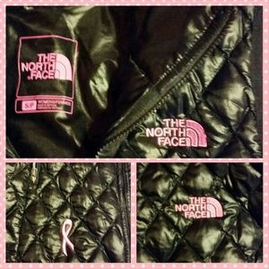 Authentic North Face Breast Cancer Vest