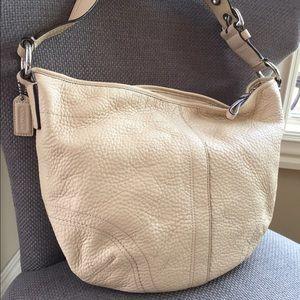 3/14 HP Coach Large Leather Soho Bag