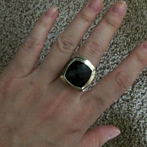 David Yurman 17mm ring