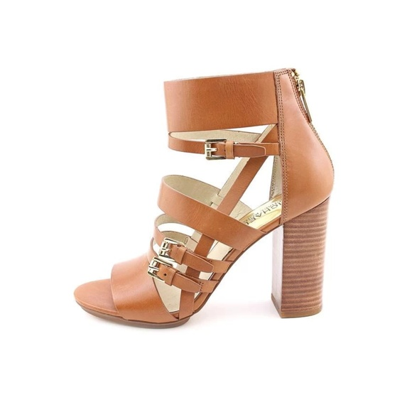 72% off Michael Kors Shoes - Michael Kors Winston Luggage Tan ...