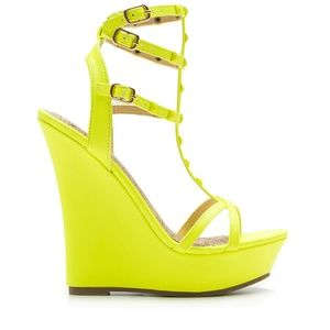 Liliana Shoes - Strappy wedges