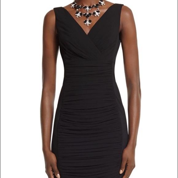 White House Black Market Dresses Ruched Dress Nwt Poshmark