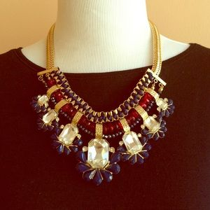 American statement necklace