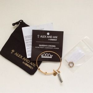 Broken alex ani queens crown bracelet
