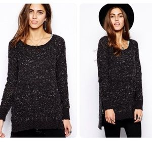 Free People Jeepster Pullover Sweater