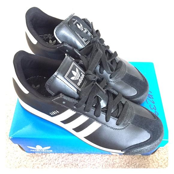 f0deec085e29ac Adidas Shoes - Adidas Black White Samoa
