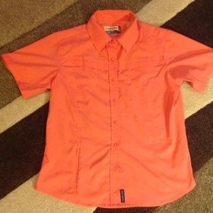 63 off magellan tops sale 2 hours ladies size s for Fishing shirts on sale